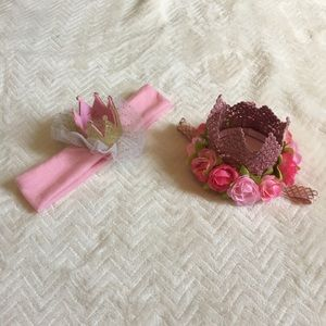 Other - Infant crown headbands